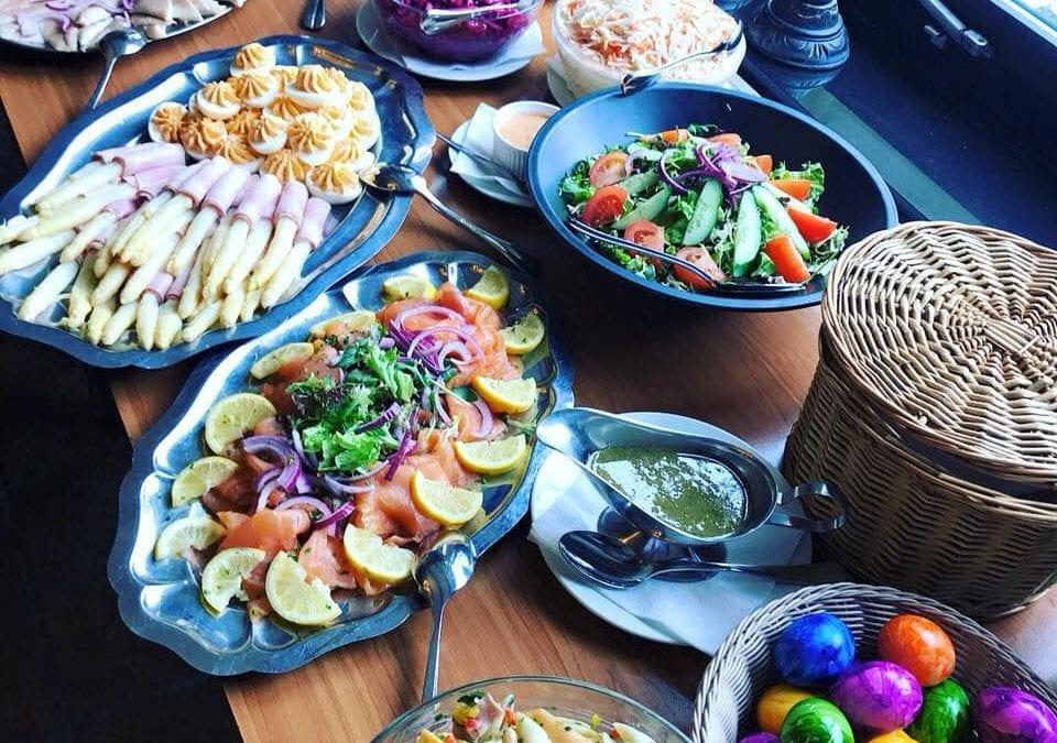 Paasontbijt, -brunch en -diner 2019