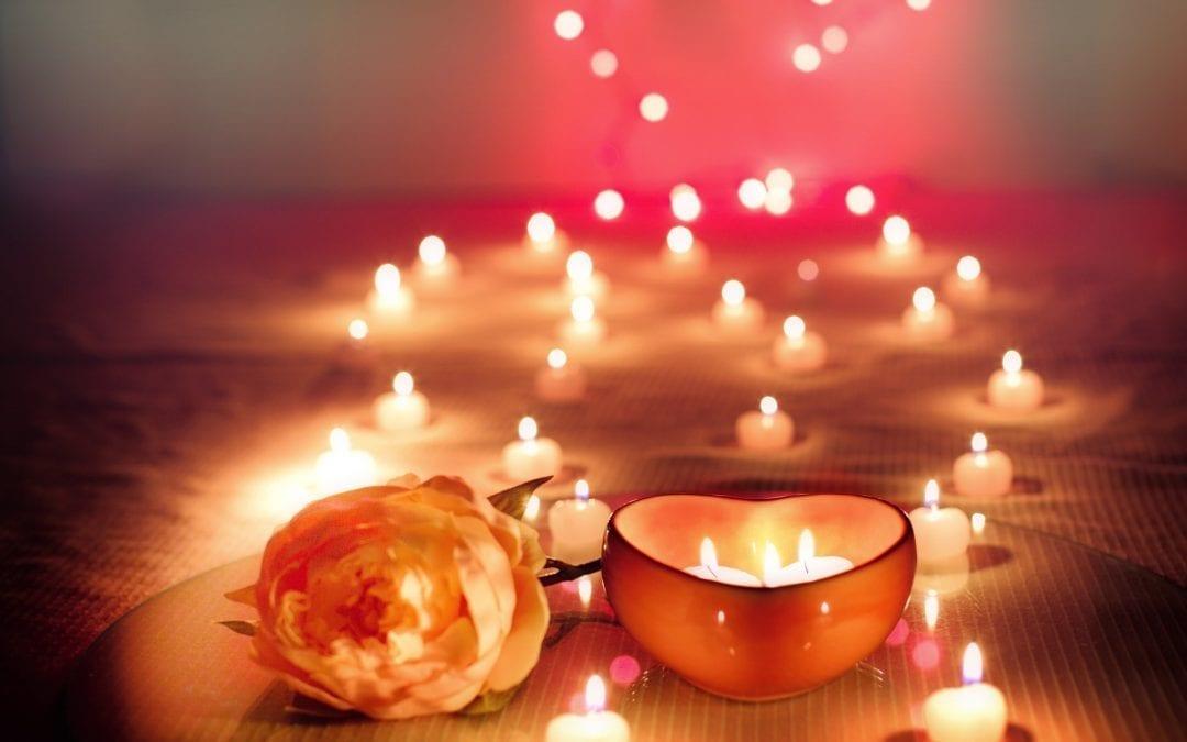 Romantische Valentijns avond (Volgeboekt)